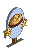 Bush Bread 2 Star Mastery Sign-icon