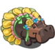 Flower Hippo-icon