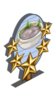 Poi 5 Star Mastery Sign-icon