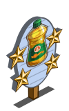 Canola Oil 4 Star Mastery Sign-icon