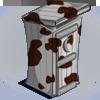 Cowprint Potty-icon