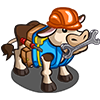 Engineer Cow-icon