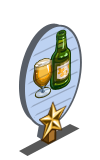 Aussie Beer 1 Star Mastery Sign-icon