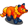 Ruby Red Direwolf-icon