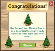Holiday Tree 2011 Progress 2