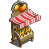 African Eggplant Stall-icon