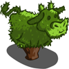 Cow Topiary-icon