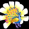 Gemshine Peacock-icon