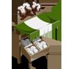 Cotton Stall-icon