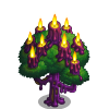 Dark Candle Tree-icon