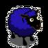Dark Blue Sheep