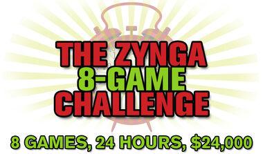 8-Game Challenge