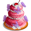 Fairy Wedding Cake-icon