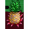Polka Pineapple-icon