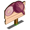 Long Onion Mastery Sign-icon