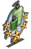 Herbal Lotion 5 Star Mastery Sign-icon