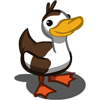Magpie Duck-icon