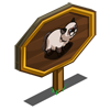 Himalayan Cat Mastery Sign-icon