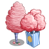 Cottoncandy Tree-icon