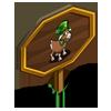 Leprechaun Goat Mastery Sign-icon