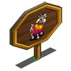 Groovy Goat Mastery Sign-icon