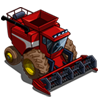 Apple Red Harvester-icon