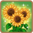 Flower power icon 48