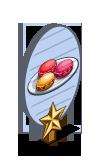 Lillipilli Cookies 1 Star Mastery Sign-icon