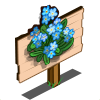 Forget-Me-Not Mastery Sign-icon