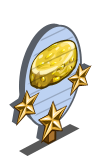 Sweet Corn Cakes 3 Star Mastery Sign-icon