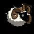 Yellowish White Ram-icon