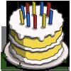 Birthday Cake-icon