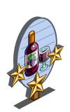 Shiraz 3 Star Mastery Sign-icon