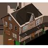 Weathered Farm House-icon