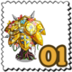 Royal Shield Tree Stamp-icon
