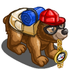 Trekking Lover Bear-icon