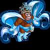 Water Lord Chimpanzee-icon