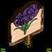 Black Carnation Mastery Sign-icon