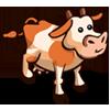 Fan Cow-icon