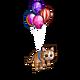 Floating Balloon Cat-icon