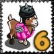 Rider Goat Stamp-icon