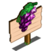 Amethyst Grape Mastery Sign-icon