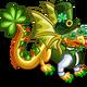Patricks Day Dragon-icon