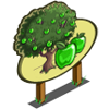 Sour Apple Tree Mastery Sign-icon