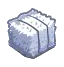 White Hay Bale-icon