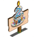Birthday Cake (crop) Mastery Sign-icon
