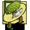 White Apple Tree Mastery Sign-icon