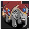 Circus Elephant-icon