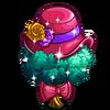 Cloche Hat Tree-icon