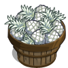 Albino Pineapple Bushel-icon